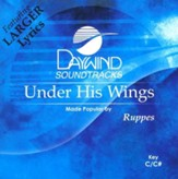 Under His Wings, Accompaniment CD