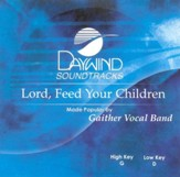 Lord, Feed Your Children, Accompaniment CD