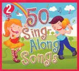 50 Sing Along Songs for Kids (2 Disc Set)
