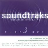 Sovereign God, Accompaniment CD