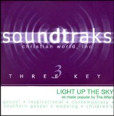 Light Up The Sky, Accompaniment CD