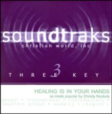 Healing Is In Your Hands, Accompaniment CD