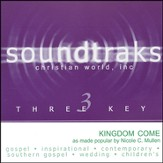 Kingdom Come, Accompaniment CD