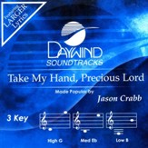 Take My Hand, Precious Lord, Acc CD