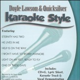 Doyle Lawson & Quicksilver, Karaoke CD