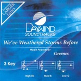 We've Weathered Storms Before, Accompaniment CD
