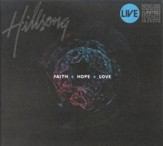 Faith + Hope + Love CD