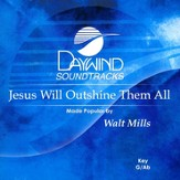 Jesus Will Outshine Them All, Accompaniment CD