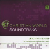 Jesus in Disguise Acc, CD