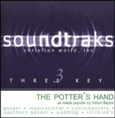 The Potter's Hand, Accompaniment CD
