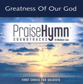 Greatness Of Our God, Accompaniment CD