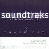 I Am You Are, Accompaniment CD