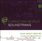 Your Grace Finds Me Accompaniment, CD