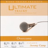Overcome (Low Key Performance Track With Background Vocals) [Music Download]