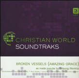 Broken Vessels (Amazing Grace), Acc CD