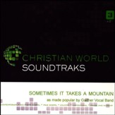Sometimes It Takes a Mountain, Acc CD