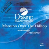Mansion Over the Hilltop, Acc CD