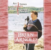 All Things Through Christ CD  - Slightly Imperfect