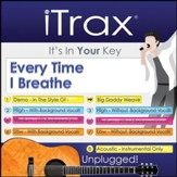 Every Time I Breathe, Accompaniment CD