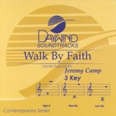 Walk By Faith, Accompaniment CD