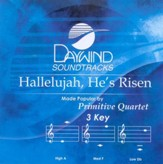 Hallelujah, He's Risen, Accompaniment CD