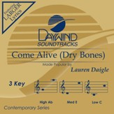 Come Alive (Dry Bones), Acc CD