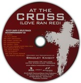 At The Cross (Love Ran Red), Split-Track Acc CD