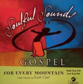 For Every Mountain, Accompaniment CD
