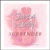 Songs 4 Worship: Surrender CD  - Slightly Imperfect