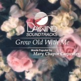 Grow Old With Me, Accompaniment CD
