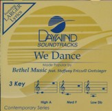 We Dance, Acc CD