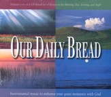 Our Daily Bread Volumes 1-4 Boxed CD Set