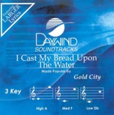 I Cast My Bread Upon The Water, Accompaniment CD