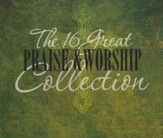 16 Great Praise & Worship Collection 3 Pack