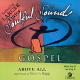 Above All, Accompaniment CD