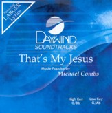That's My Jesus, Accompaniment CD