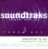 Greater Is He [Music Download]