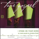 I Stand On Your Word ACC CD