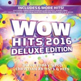 WOW Hits 2016, Deluxe Edition (2 CD Set)