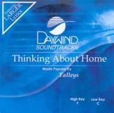 Thinking About Home, Accompaniment CD
