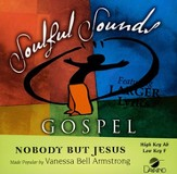 Nobody But Jesus, Accompaniment CD
