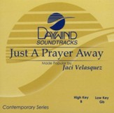 Just A Prayer Away, Accompaniment CD