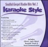 Soulful Gospel Radio Hits, Vol. 2, Karaoke CD