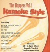 The Hoppers, Volume 1, Karaoke Style CD