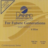 For Future Generations, Accompaniment CD
