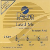 Lead Me, Accompaniment CD