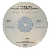 Great Big Story: An Easy-tosing, Easy-to-stage Kids Christmas Musical (Accompaniment CD)