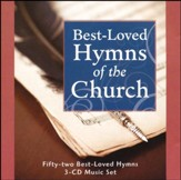 Best-Loved Hymns of the Church: 3 CDs