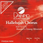 Hallelujah Chorus, Accompaniment CD