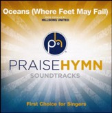 Oceans (Where Feet May Fail) ACC CD